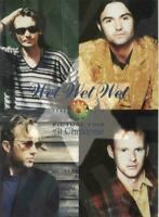 Wet Wet Wet Picture This At Christmas - Tour 1995 UK tour programme