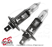 12V 55w H1 OEM Clear White 4300K Xenon Gas HID Low Beam Light Bulb 2pcs (1pair)