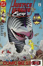 JUSTICE LEAGUE EUROPE #24 (1991) DC COMICS