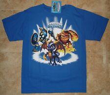 NWT Skylanders Spyro's Adventure short sleeve shirt tee shirt  XL  14/16