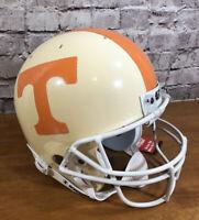 Vintage Full Size Replica Schutt Sports TENNESSEE VOLS Helmet - Man Cave