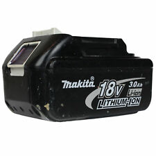Makita BL1830 18V 3.0Ah LXT Lithium Ion Battery replaces BL1815 for DC18RA