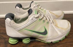 Nike Shox agent Fly wire 438683-103 Women's Size 8.5