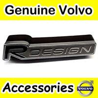 """Genuine Volvo S60, V60 (-13) """"R-Design"""" Grille Badge Emblem"""