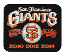 Item#1088 San Francisco Giants Vintage World Series Mouse Pad