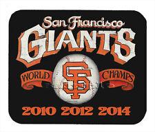 Item#1088 San Francisco Giants Vintage World Series Mouse Pad