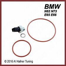 BMW 7 series (N62, N73) Vacuum pump seal kit & switch 11 66 7 635 657