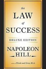 The Law of Success Deluxe Edition by Napoleon Hill (Hardback, 2017)
