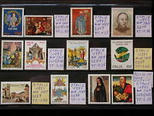 ITALIA,ITALIE '1993-95 MNH,LOT,YT 14,95 EUR,RELIGION,ART RELIGIEUX