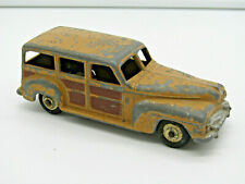 VINTAGE DINKY 344 PLYMOUTH ESTATE WOODY