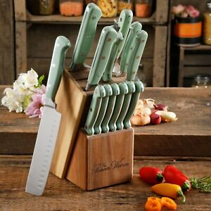 Kitchen Knife Set Pioneer Woman