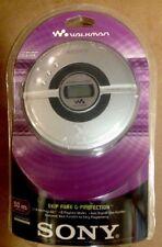 Sony CD Walkman D-EJ109 Brand New Sealed NOS