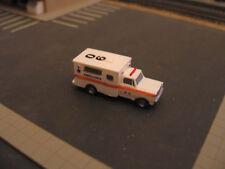 Truck/Box Ambulance - Z-5150 - Z Scale by Randy Brown