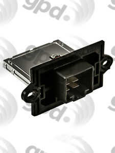 HVAC Blower Motor Resistor Global 1712196