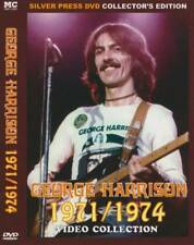 George Harrison 1971-1974 Dick Cavett Show Bangla Desh  Press DVD ■ F/S