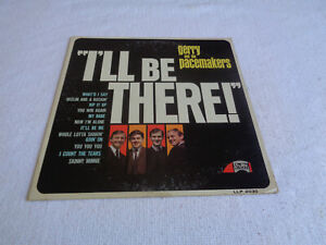 "Gerry & The Pacemakers ‎– I'll Be There - Laurie 12"" Vinyl LP - 1965 - VG+"