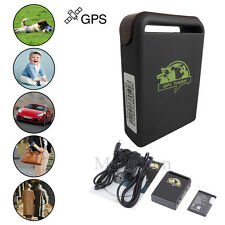 Mini Vehicle GSM GPRS GPS Tracker Car Vehicle Tracking Locator Devices TK102B UK