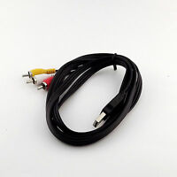 5Ft 1.5M USB 2.0 A Male to 3 RCA Male Video Audio Data AV TV Adapter Cord Cable
