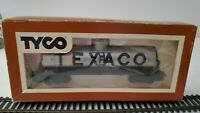 Vintage Tyco HO Scale TEXACO Tanker Car  New Old Stock