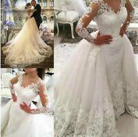 Luxus Spitze Brautkleid Hochzeitskleid Kleid Braut von Babycat collection BC878