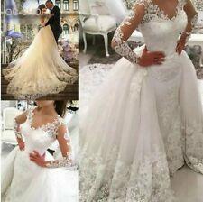 Luxus Spitze Brautkleid Hochzeitskleid Kleid Braut Babycat collection BC878W 40