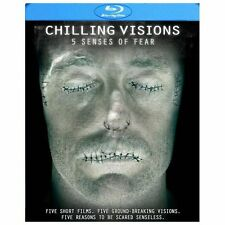Chilling Visions: 5 Senses of Fear (Blu-ray Disc, 2013)