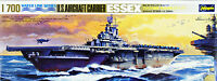 Hasegawa Waterline 707 US Navy Aircraft Carrier Essex 1/700 scale kit