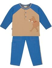 NWT Le Top Toddler Boy French Terry Shirt & Sport Pant Set  Size 2T