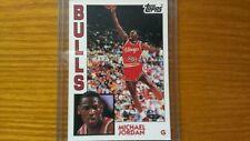 1992-93 TOPPS BASKETBALL BOX POS.MICHAEL JORDAN IST TOPPS ROOKIE CARD+USA GOLD $