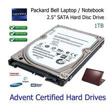 1TB 6.3cm SATA Ordinateur Portable Disque Dur HDD Mise Rechange pour Advent