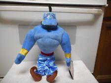 """Disney Store  Genie from Aladdin  Plush 18"""" tall - New"""