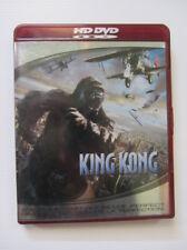 KING KONG - HD DVD - GC - Naomi Watts, Jack Black, Adrien Brody