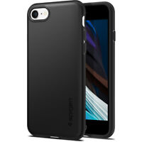 iPhone SE (2020) Case | Spigen®[Thin Fit Pro] Slim Protective Cover