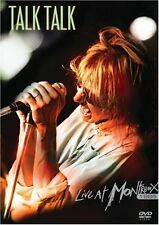 TALK TALK - LIVE AT MONTREUX 1986   -  DVD - UK Compatible - Sealed