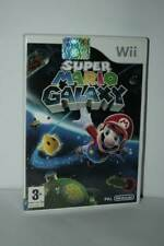 SUPER MARIO GALAXY USATO OTTIMO NINTENDO Wii EDIZIONE ITALIANA PAL AS2 55563
