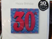 Happy Birthday 30th CD 20 Fantastic Original Hits of the 90s