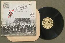 Twin Cities Shuffle 1927 - 1930 Various Jazz LP Arcadia 2016 1984 VG+/str VG