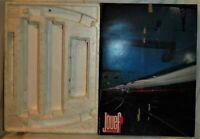 JOUEF HO . COFFRET CAPITOLE BOITE VIDE A REMPLIR . réf 7602 E . ETAT D'USAGE