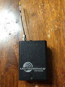 Lectrosonics UM400a Digital Body Pack Transmitter Block 24