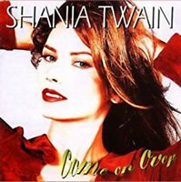 Shania Twain : Come On Over [australian Import] CD (1997)