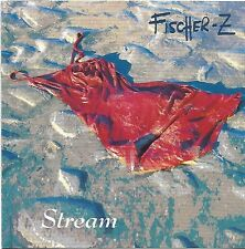 FISCHER-Z / STREAM * NEW CD * NEU *