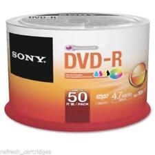 DVD-r Sony per l' archiviazione di dati informatici Velocità di scrittura 16x