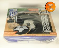 Tabletop Air Soccer Hockey Puck Glides Across The Table Portable Soft Rubber NIB
