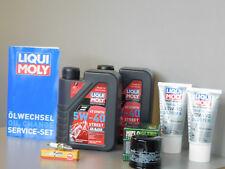 Sistema de mantenimiento PEUGEOT METROPOLIS 400 Filtro de aceite bujía Servicio
