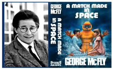 Back to the Future BTTF George McFly Book Cover - A Match Made in Space