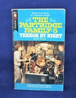 1971 The Partridge Family Terror by Night Paperback #5