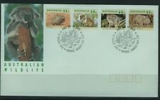 Australia 1992 Wildlife Apm24750 First Day Cover