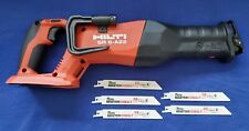 Hilti #2162151 Reciprocating Saw Sr 6-A22-Volt Lithium-Ion Cordless (Tool-Only)