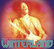 Jimi Hendrix: WINTERLAND [CD] DPAK