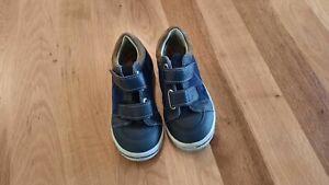 PEPINO Schuhe für Kinder Leder Blau Gr. 26